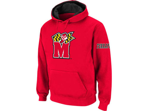 Maryland Terrapins Colosseum NCAA Big Logo Hoody