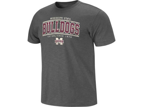 Mississippi State Bulldogs Colosseum NCAA Hawk T-Shirt