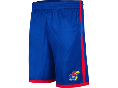 Kansas Jayhawks Colosseum NCAA Draft Short