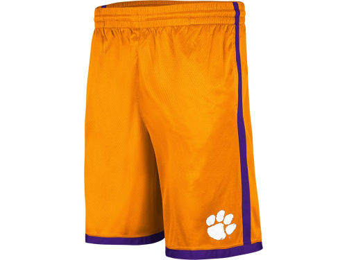 Clemson Tigers Colosseum NCAA Draft Short