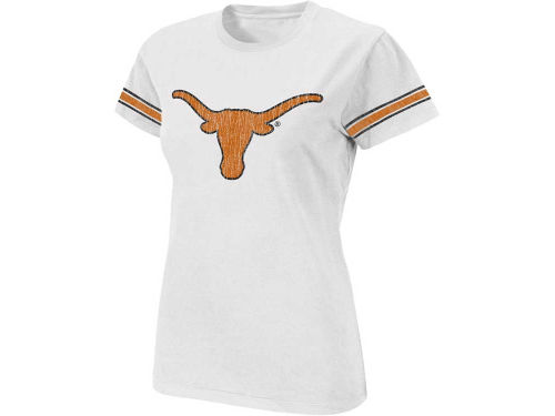 Texas Longhorns Colosseum NCAA Womens Galaxy T-Shirt