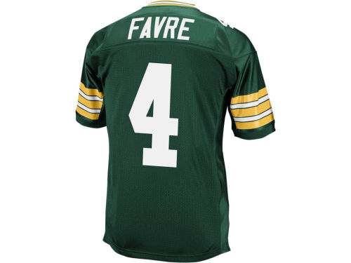 Green Bay Packers Brett Favre NFL Authentic Player Jersey