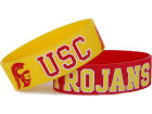 USC Trojans Wide Bracelet 2pk Aminco Apparel & Accessories