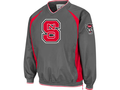 North Carolina State Wolfpack Colosseum NCAA Hardball Pullover Jacket