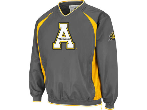 Appalachian State Mountaineers Colosseum NCAA Hardball Pullover Jacket