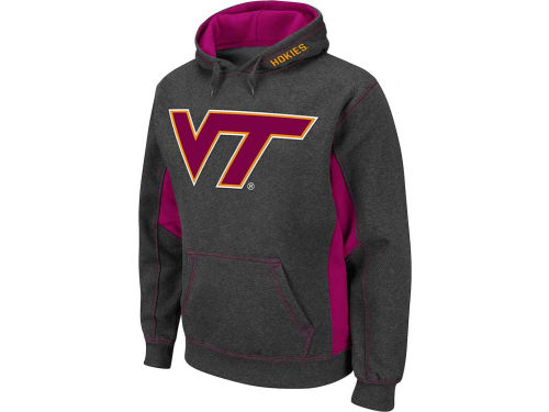 Virginia Tech Hokies Colosseum NCAA Turf Pullover Hoodie