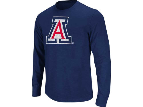 Arizona Wildcats Colosseum NCAA Touchdown Long Sleeve T-Shirt