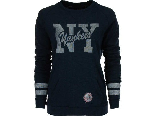 New York Yankees '47 Brand MLB Womens Homefield Crew