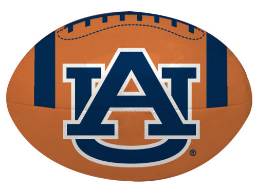Auburn Tigers Jarden Sports Quick Toss Softee Football
