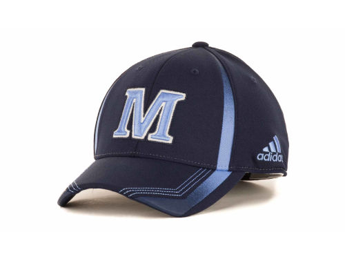 Maine Black Bears NCAA Adidas Sideline Flex Cap Hats