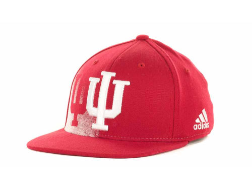 Indiana Hoosiers NCAA Adidas Player FVF 2012 Cap Hats