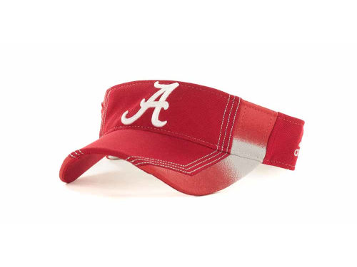 Alabama Crimson Tide NCAA Adidas Sideline Visor Hats