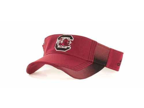 South Carolina Gamecocks NCAA Adidas Sideline Visor Hats