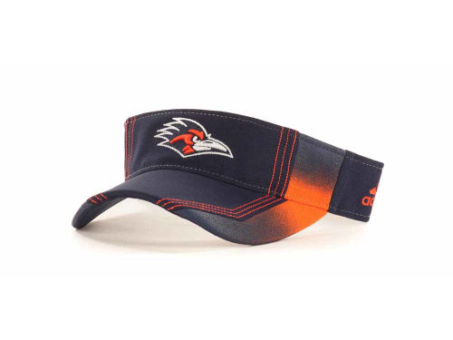 University of Texas San Antonio Roadrunners NCAA Adidas Sideline Visor Hats