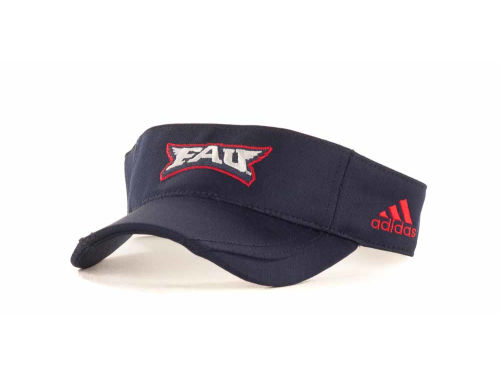 Florida Atlantic Owls NCAA Adidas Coaches Visor 2012 Hats
