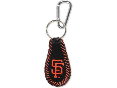 San Francisco Giants Game Wear Team Color Keychains