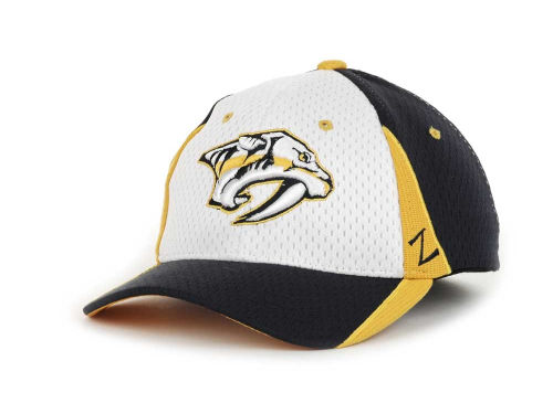 Nashville Predators Zephyr NHL Shut Out Cap Hats