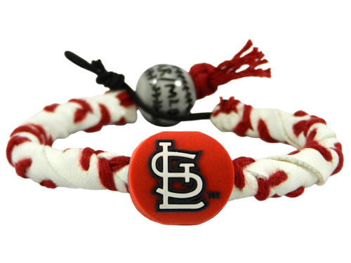 St. Louis Cardinals Game Wear Frozen Rope Bracelet