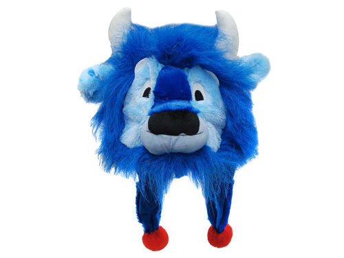 Buffalo Bills Plush Mascot Dangle Hat