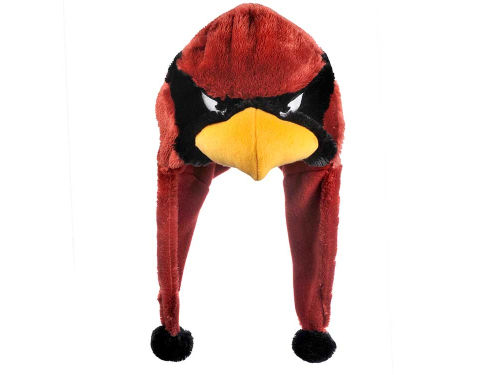 Arizona Cardinals Plush Mascot Dangle Hat
