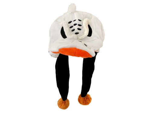 Anaheim Ducks Forever Collectibles Plush Mascot Dangle Hat