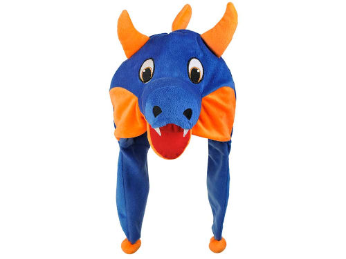 New York Islanders Plush Mascot Dangle Hat
