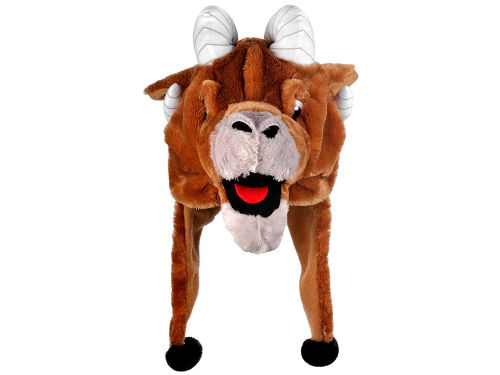 St. Louis Rams Plush Mascot Dangle Hat