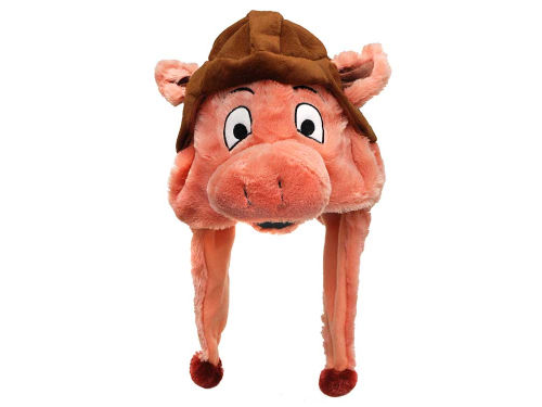 Washington Redskins Plush Mascot Dangle Hat