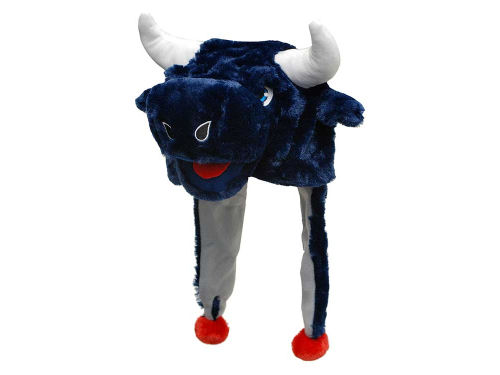 Houston Texans Plush Mascot Dangle Hat