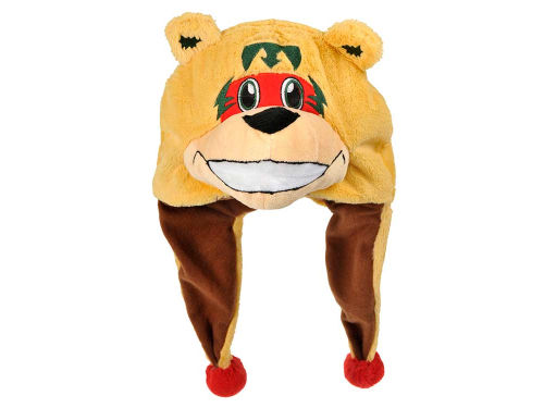 Minnesota Wild Plush Mascot Dangle Hat