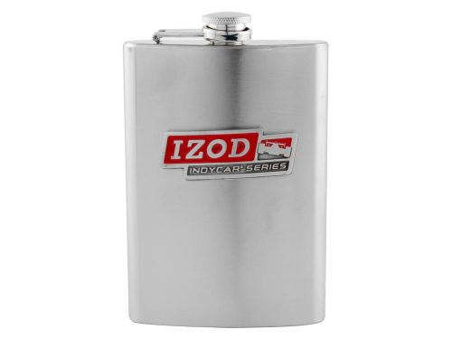 IndyCar Series Racing 8oz Steel Flask
