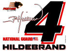 J.R. Hildebrand Wincraft Racing 5x6 Ultra Decal Auto Accessories