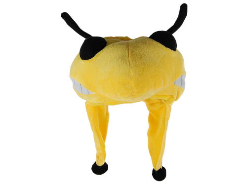 Georgia Tech Yellow Jackets Plush Mascot Dangle Hat
