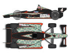 Panther Racing Oriol Servia IndyCar 1:18 Diecast Collectibles