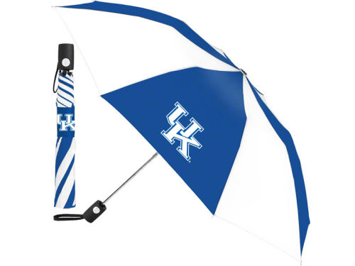 Kentucky Wildcats Mcarthur Automatic Folding Umbrella