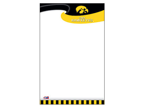 Iowa Hawkeyes 2 pack notepads