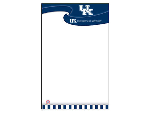 Kentucky Wildcats 2 pack notepads