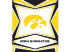 Iowa Hawkeyes NCAA Stretchable Book Cover Knick Knacks