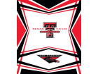 Texas Tech Red Raiders NCAA Stretchable Book Cover Knick Knacks