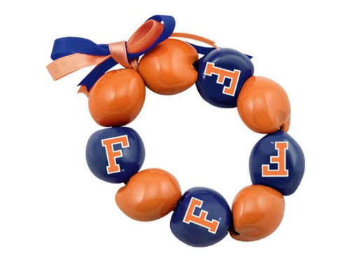 Florida Gators Kukui Nut Lei