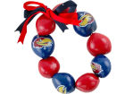 Kansas Jayhawks Kukui Nut Lei Apparel & Accessories