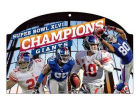 New York Giants Wincraft Super Bowl XLVI Champ Players Wood Sign Collectibles