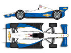 Chevy Racing IndyCar 1:18 Diecast Collectibles