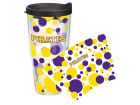 East Carolina Pirates Tervis Tumbler NCAA 24oz. Polka Dot Tumbler With Lid BBQ & Grilling