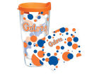 Florida Gators Tervis Tumbler NCAA 24oz. Polka Dot Tumbler With Lid BBQ & Grilling