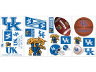 Kentucky Wildcats NCAA Peel And Stick Wall Decal Sheet Bumper Stickers & Decals
