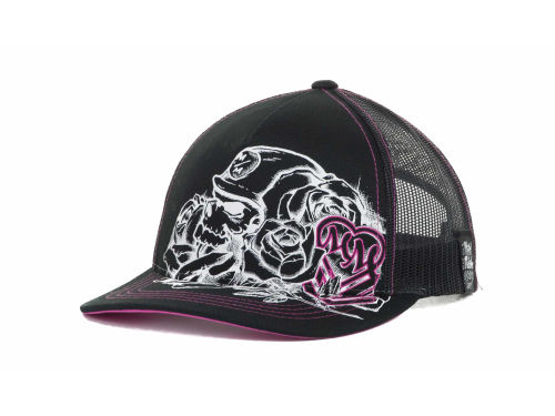 Metal Mulisha Womens Endless Trucker Hats