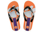 Clemson Tigers Forever Collectibles Big Logo Flip Flop NCAA Apparel & Accessories