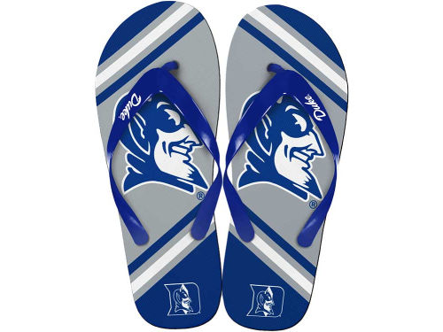 Duke Blue Devils Big Logo Flip Flop NCAA