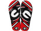 Georgia Bulldogs Big Logo Flip Flop NCAA Apparel & Accessories